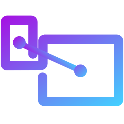 cross platform icon